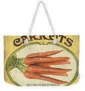 Veggie Seed Pack 4 Weekender Tote Bag