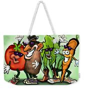 Veggies Weekender Tote Bag