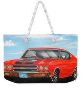 Vehicle- Nova Weekender Tote Bag