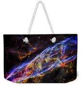 Veil Nebula - Rainbow Supernova  Weekender Tote Bag
