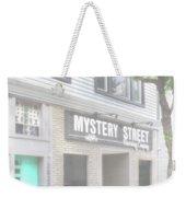 Veiled Mystery Mystery Street  Weekender Tote Bag