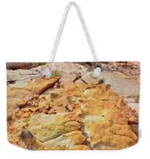 Vein Of Gold In Valley Of Fire State Park Weekender Tote Bag