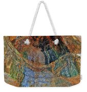 Veins Of The Earth Weekender Tote Bag