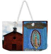 Velarde Church 1817 Weekender Tote Bag