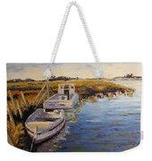Veldrift Boats Weekender Tote Bag