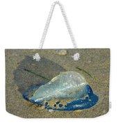 Velella With Shadow Weekender Tote Bag