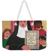 Ven. Catherine Mcauley - Mmvcm Weekender Tote Bag