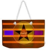 Venetian Cola Weekender Tote Bag