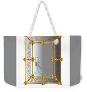 Venetian Mirror Weekender Tote Bag