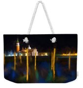 Venetian Nights Weekender Tote Bag