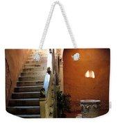 Venetian Stairway Weekender Tote Bag