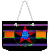 Venetion Neon Weekender Tote Bag