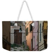 Venice Alleyway Weekender Tote Bag