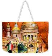 Venice Authentic Weekender Tote Bag