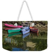 Venice Canal Reflections Weekender Tote Bag