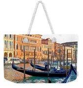 Venice Canalozzo Illuminated Weekender Tote Bag