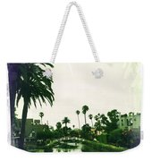 Venice Canals Weekender Tote Bag
