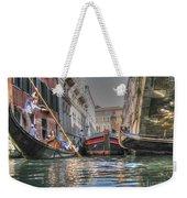 Venice Channelsss Weekender Tote Bag