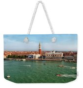 Venice Grand Canal And St Mark's Campanile Weekender Tote Bag