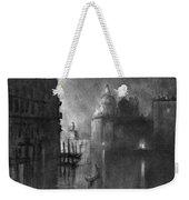 Venice, Grand Canal, C1905.  Weekender Tote Bag