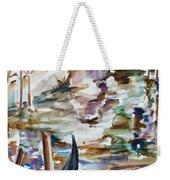 Venice Impression I Weekender Tote Bag