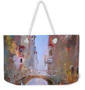 Venice Impression Weekender Tote Bag