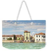 Venice In Summer  Weekender Tote Bag