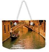 Venice ,italy. Weekender Tote Bag