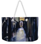 Venice Weekender Tote Bag by James Christopher Hill