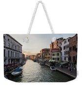 Venice Weekender Tote Bag