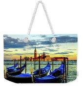 Venice Landmark Weekender Tote Bag