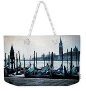 Venice Morning Weekender Tote Bag