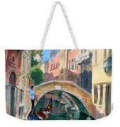 Venice Ponte Widmann Weekender Tote Bag