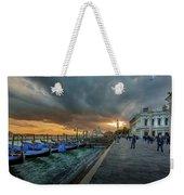 Venice Promenade Weekender Tote Bag