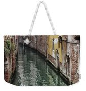 Venice - Reflections Weekender Tote Bag