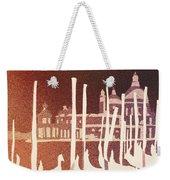 Venice Reversed Weekender Tote Bag