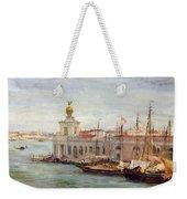 Venice Weekender Tote Bag by Sir Samuel Luke Fields