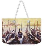 Venice Watercolor- Italy Weekender Tote Bag