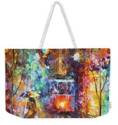 vening Trolley  Weekender Tote Bag
