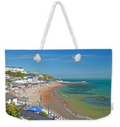 Ventnor Beach And Seafront Weekender Tote Bag