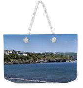 Ventry Beach And Harbor Ireland Weekender Tote Bag