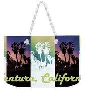 Ventura, California Weekender Tote Bag