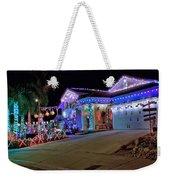 Ventura Christmas Weekender Tote Bag