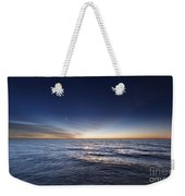 Venus And Jupiter In Conjunction Weekender Tote Bag