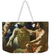 Venus At The Forge Of Vulcan Weekender Tote Bag
