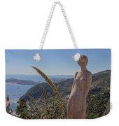 Venus In Eze's Garden Weekender Tote Bag