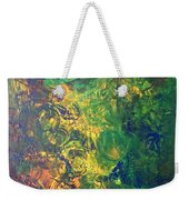Venus Lunar Surface Weekender Tote Bag