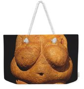 Venus Of Willendorf Weekender Tote Bag