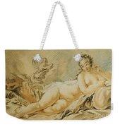 Venus Resting Weekender Tote Bag