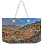 Verde Canyon Rr Weekender Tote Bag